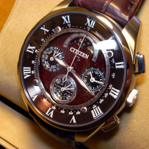 CAMPANOLA Grand Complication -深緋-